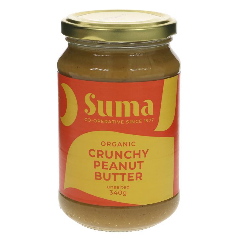 Crunchy Peanut Butter   Suma