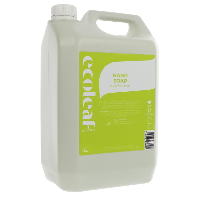 Grapefruit Twist | Hand Wash | EcoLeaf