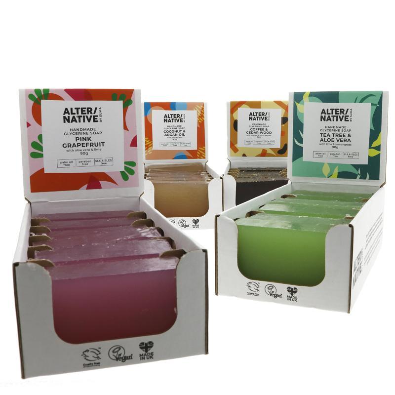 Tea Tree & Aloe Vera Soap | Alternative