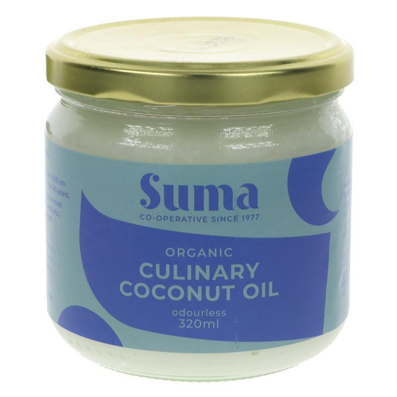 Coconut Oil | Culinary | Suma