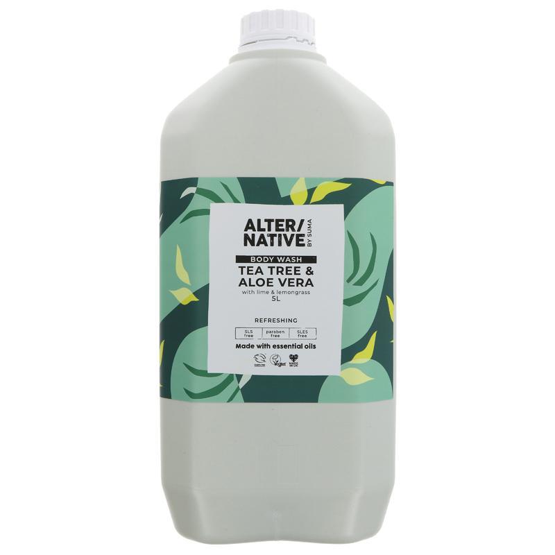 Tea Tree and Aloe Vera | Body Wash | Alternative