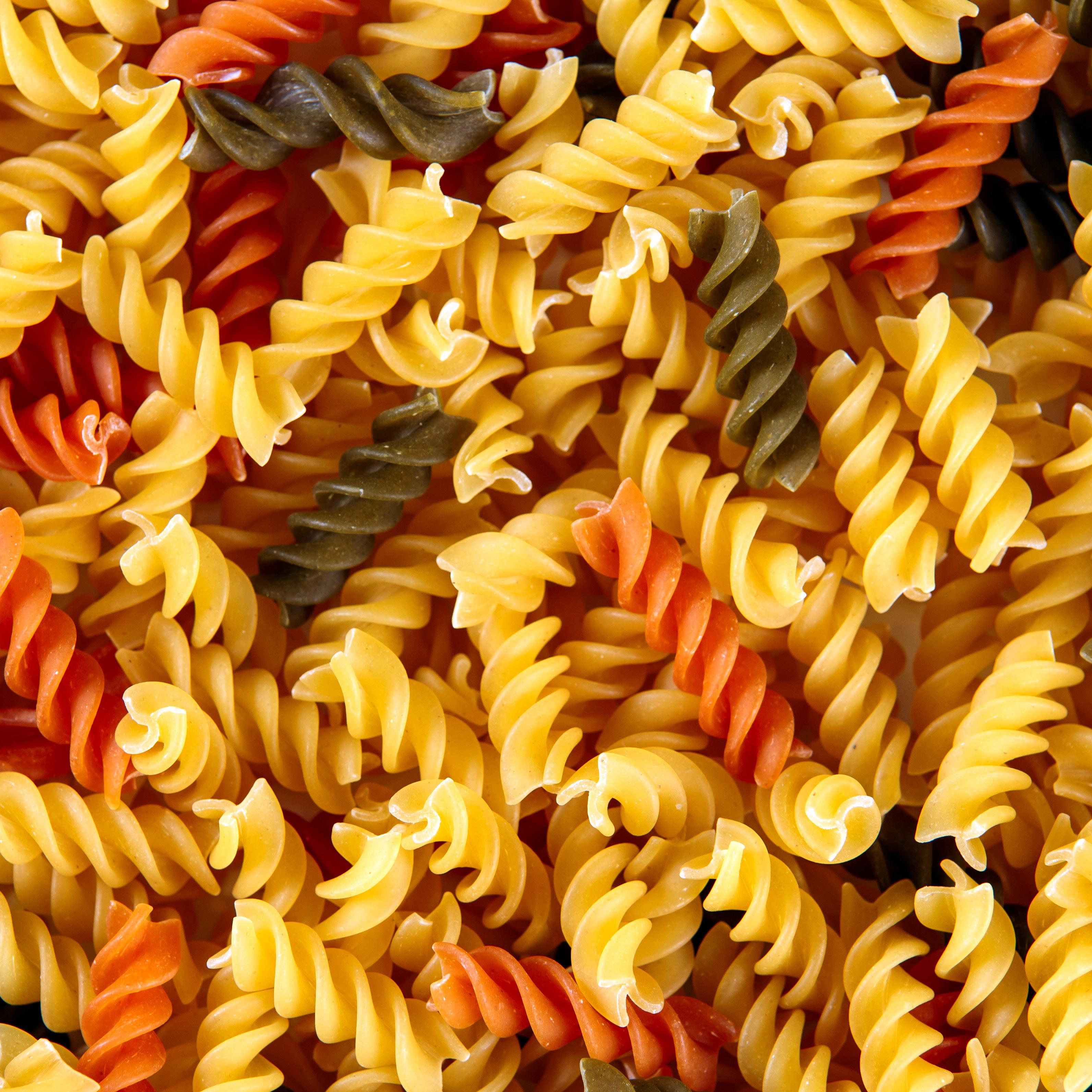 Tricolore Fusilli | Organic