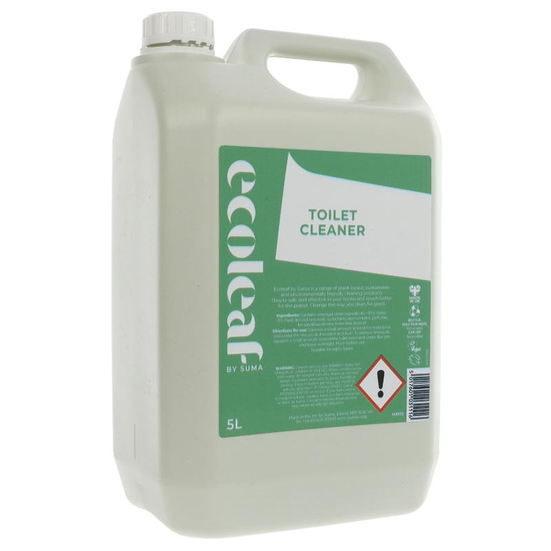 Toilet Cleaner | EcoLeaf | Bulk Buy 5L