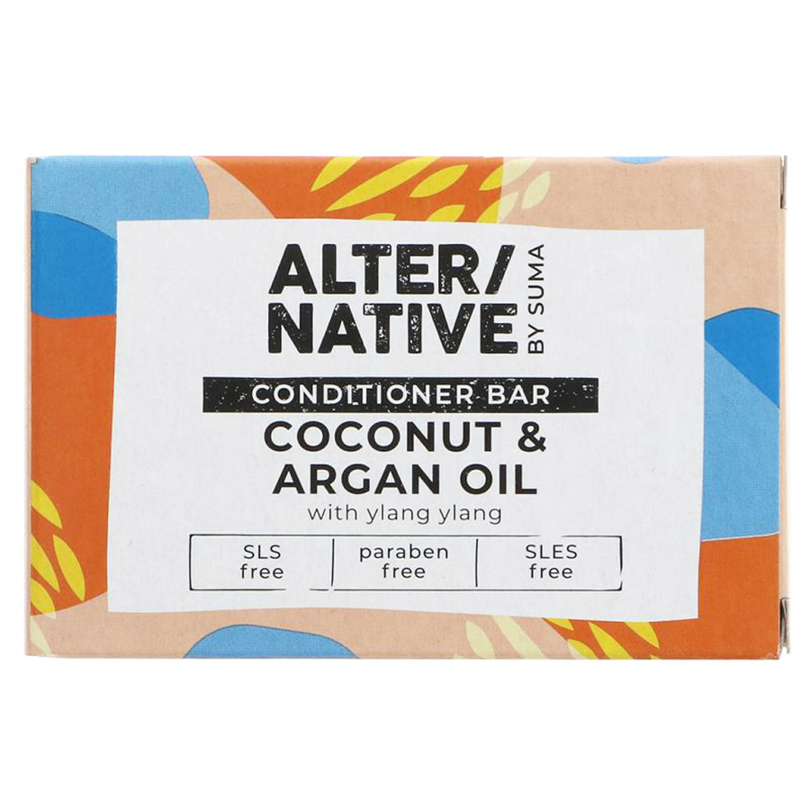 Coconut & Argon Oil | Conditioner Bar  | Alter/native