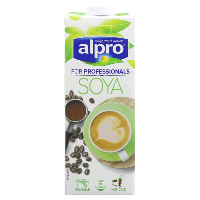 Soya Milk | for Professionals | Alpro