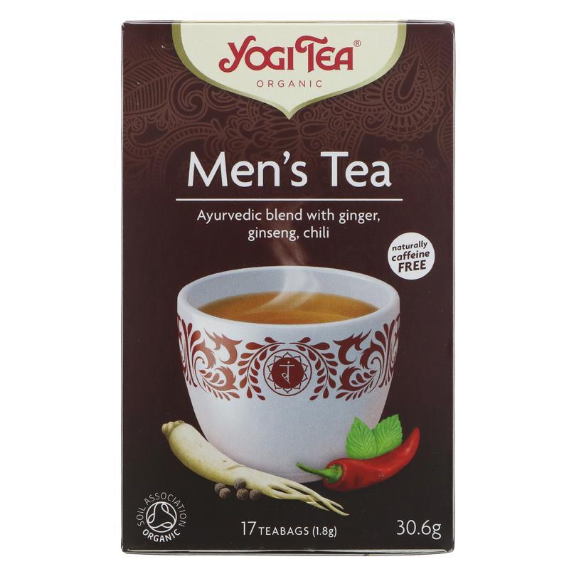 Men's Tea   Yogi Tea