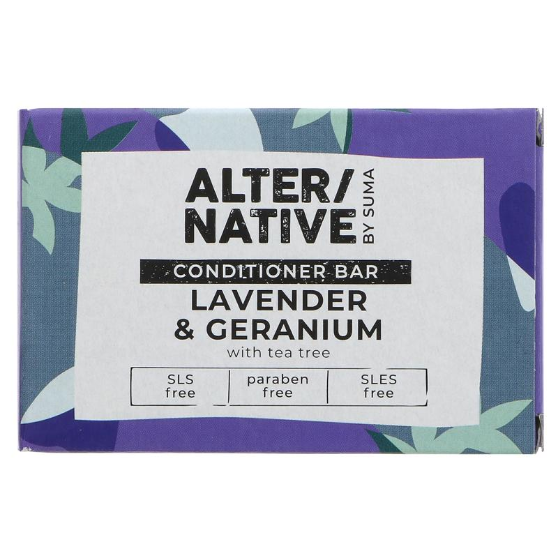 Lavender & Geranium | Conditioner Bar | Alter/native