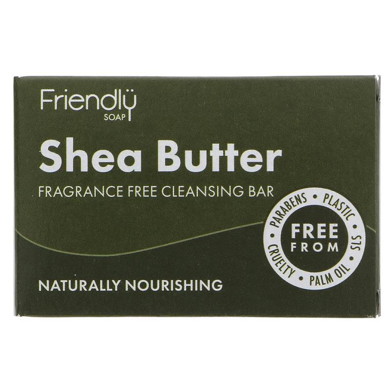 Shea Butter Cleansing Bar | Friendly