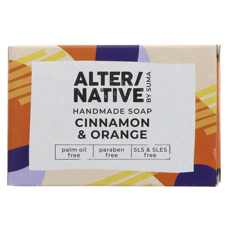 Cinnamon & Orange Soap | Alternative