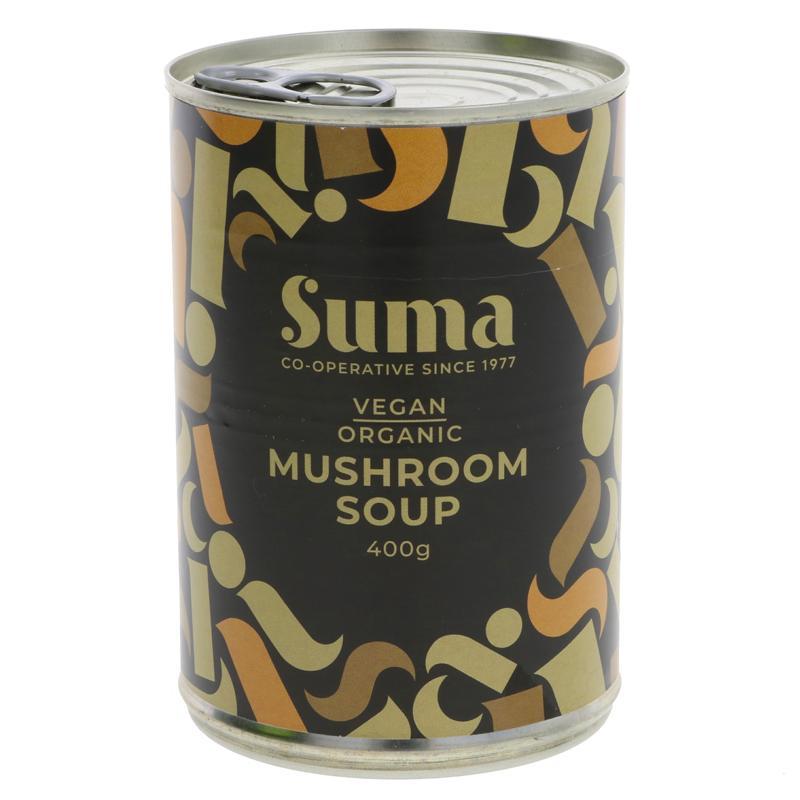 Mushroom Soup   Suma   Organic