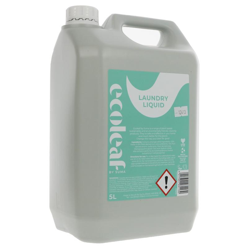 Laundry Liquid | Ecoleaf | Bulk Buy 5L