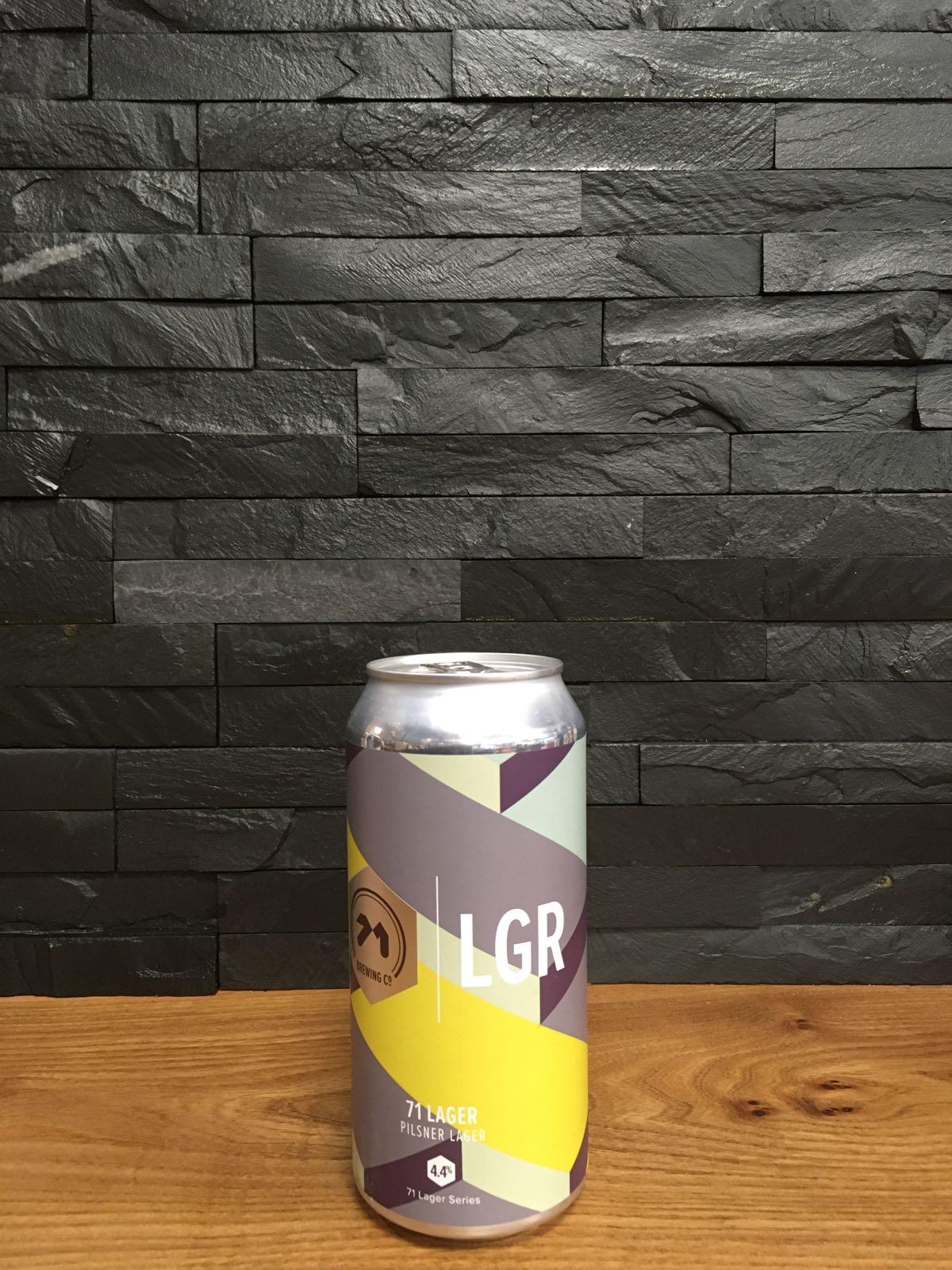 71 Brewing Dundonian Pilsner Cans 330ml