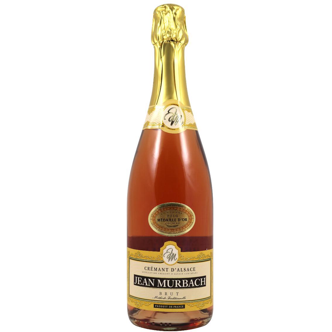 Crémant D' Alsace Rose - Jean Murbach