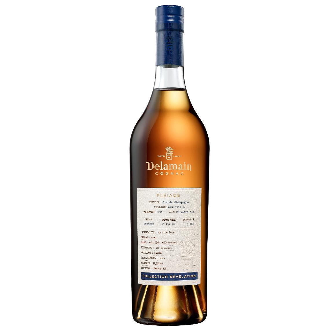 """1995 Cognac """"Ambleville"""" Collection Revelation - Delamain"""
