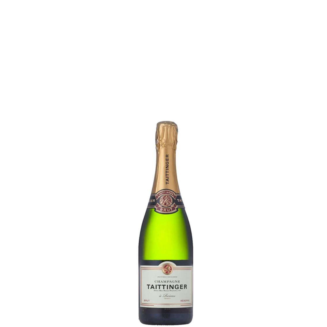1/2 (37,5 cl.) Taittinger Brut Reserve - Champagne