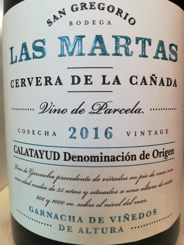 2018 Las Martas - Calata