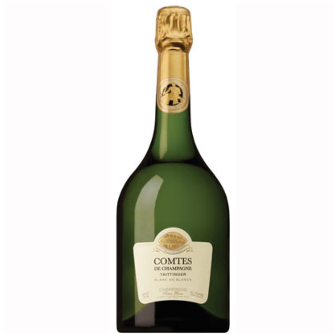METHUSALEM (6 l.) 2008 Comtes de Champagne Grand Cru Blanc de Blancs- Taittinger *