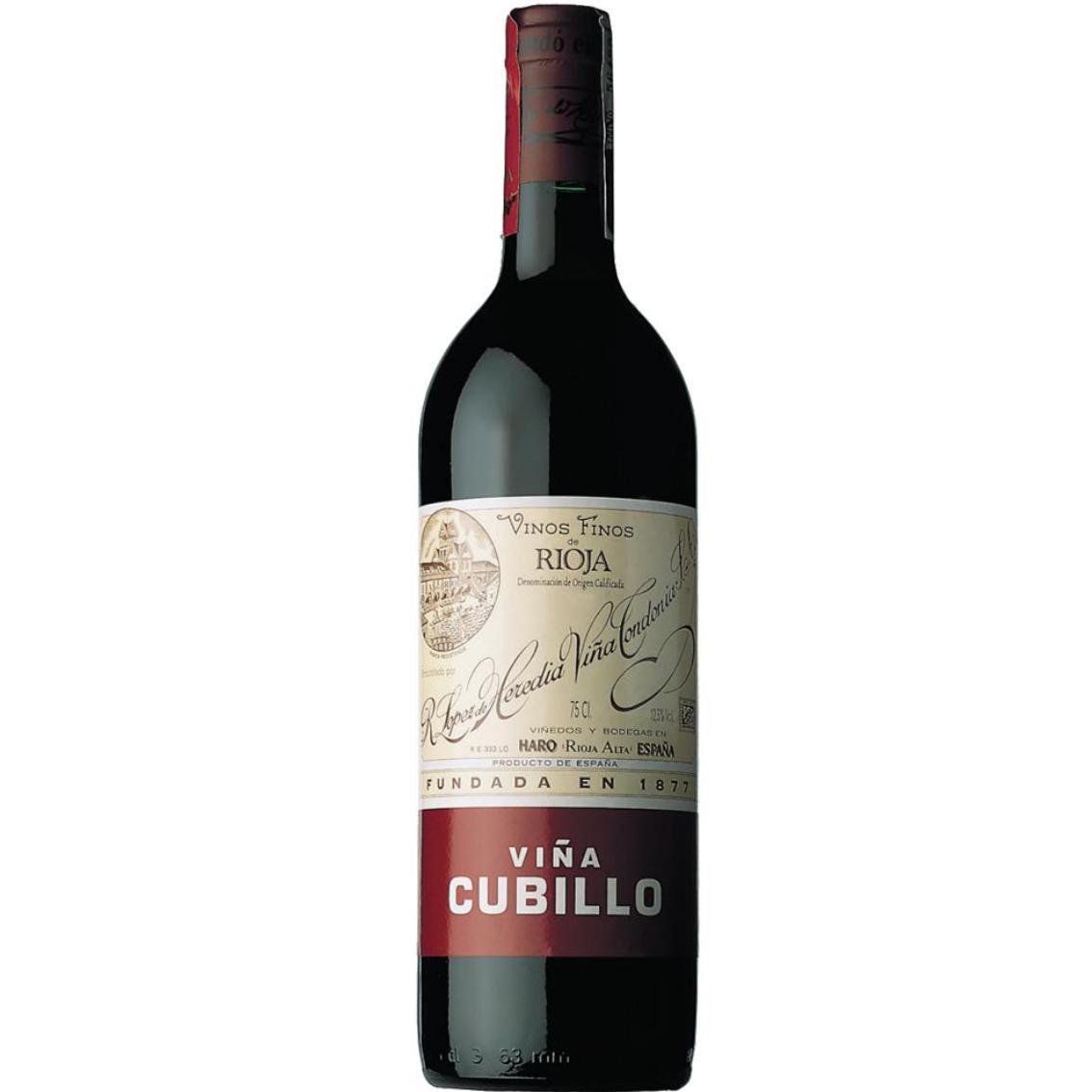 2011 Vina Cubillo Crianza Rioja - Lopez de Heredia