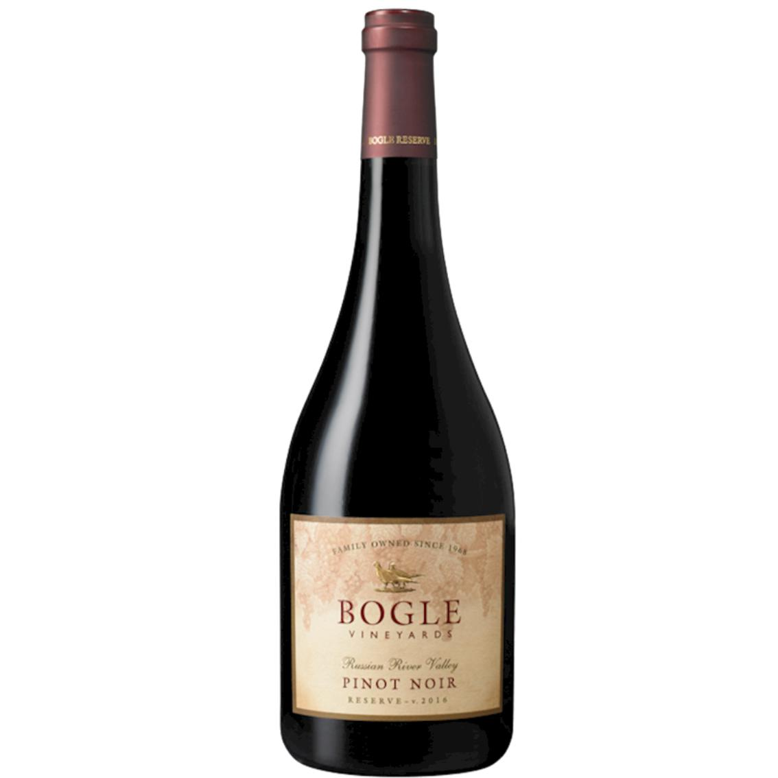 "2016 Reserve Pinot Noir ""Russian River Valley"" - Bogle Vineyards"
