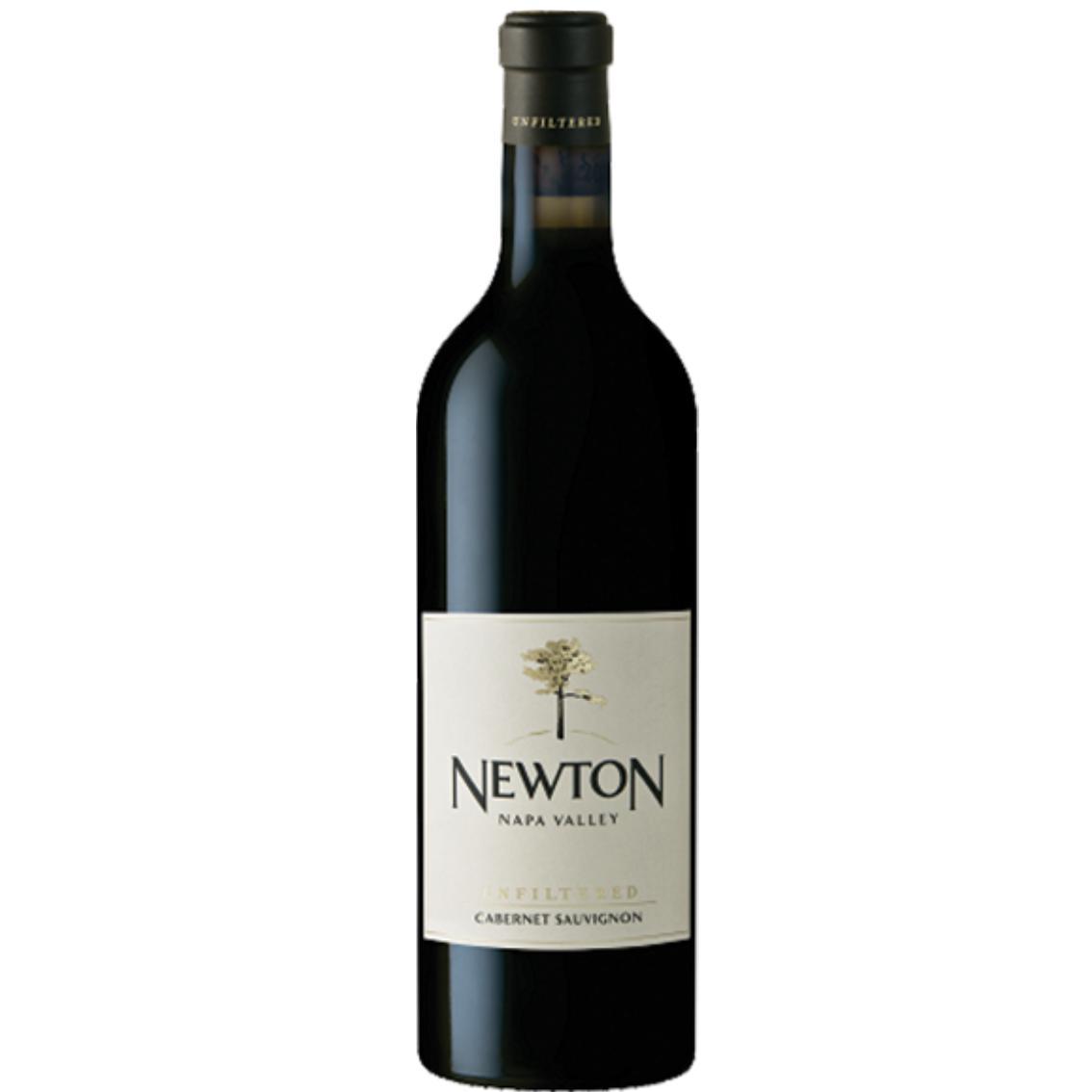 2016 Newton Unfiltered Cabernet Sauvignon - Napa Valley