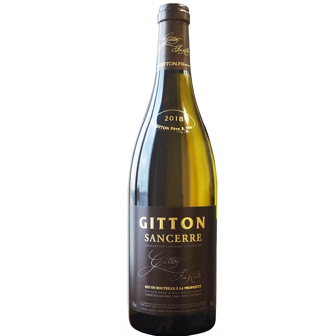 2018 Sancerre - Gitton