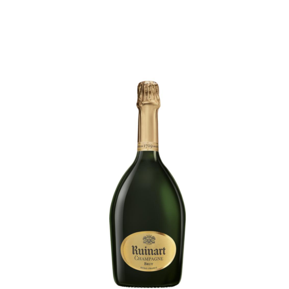 """½ fl. (37,5 cl.) Ruinart """"R"""" Brut - Champagne"""