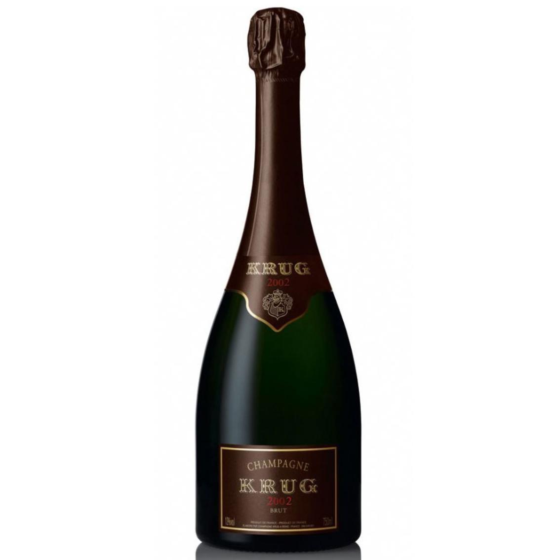 2002 Krug Vintage - Champagne