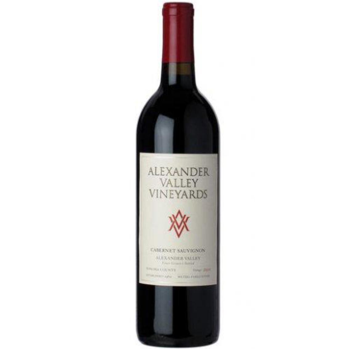 2016 Cabernet Sauvignon - Alexander Valley Vineyards