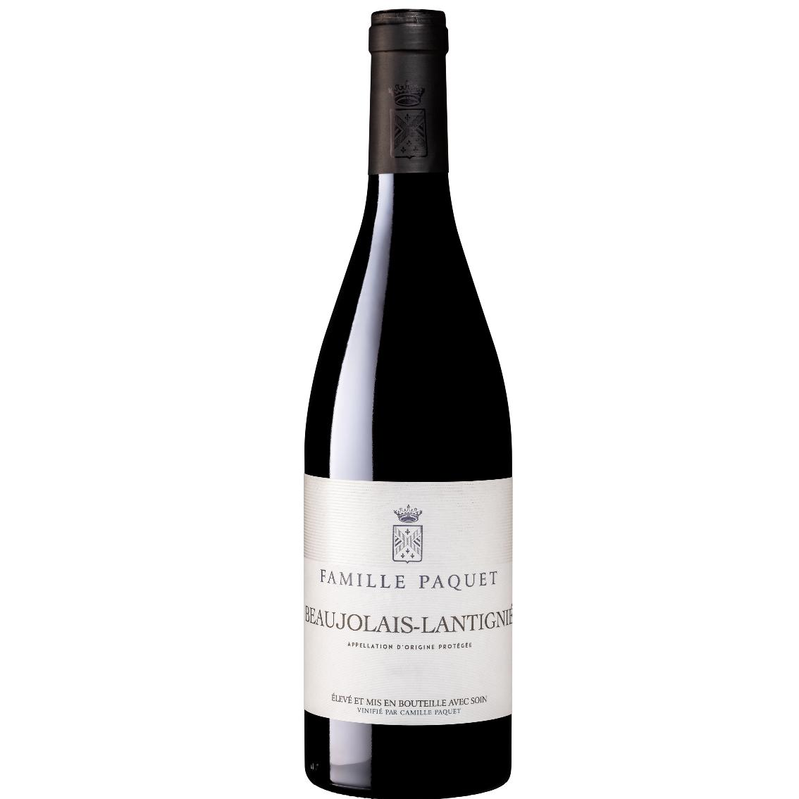 2019 Beaujolais Lantigné - Famille Paquet