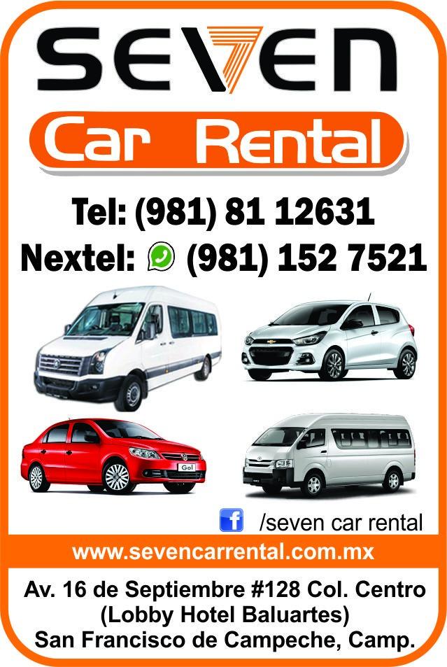 SEVEN CAR RENTAL