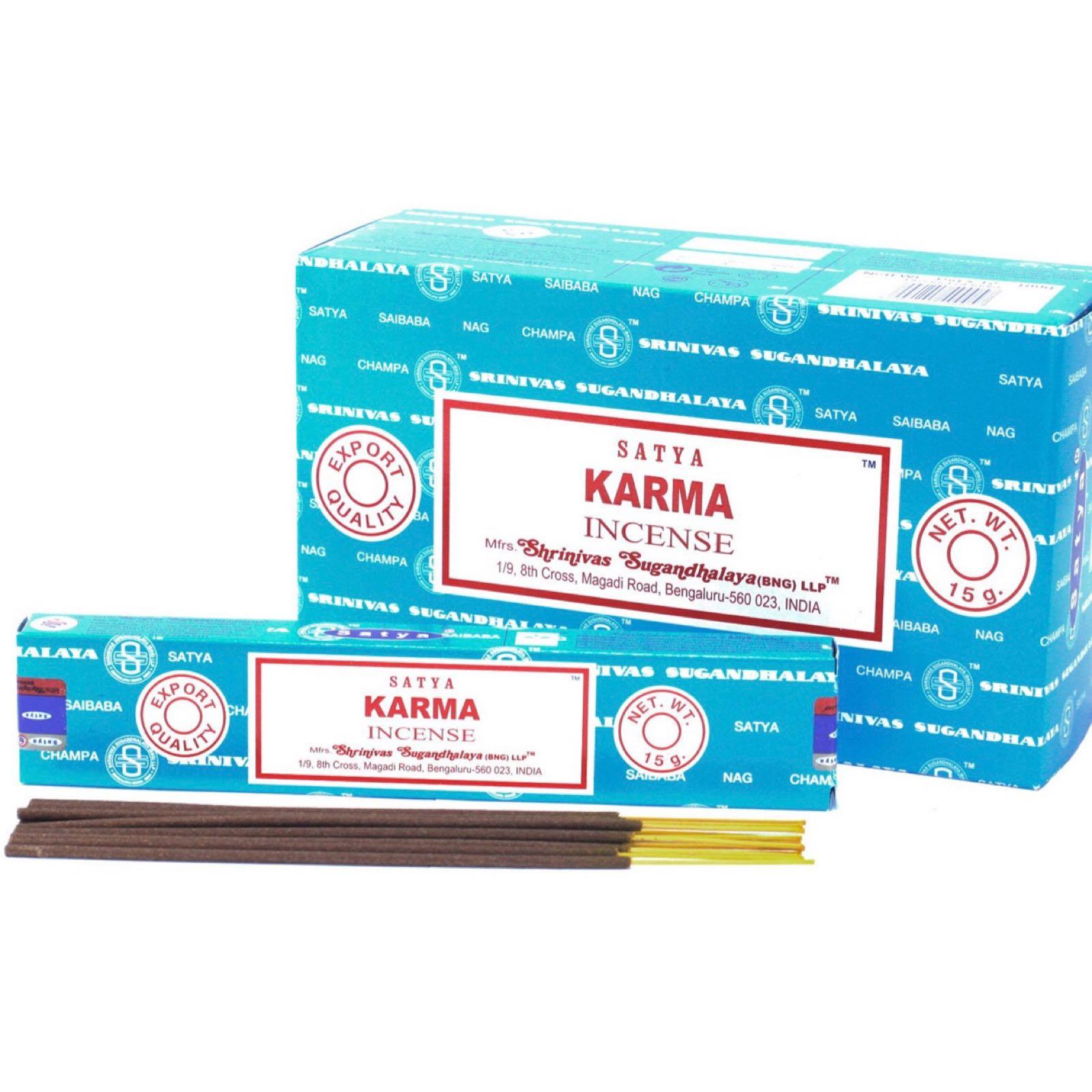 'Karma' Incense Sticks