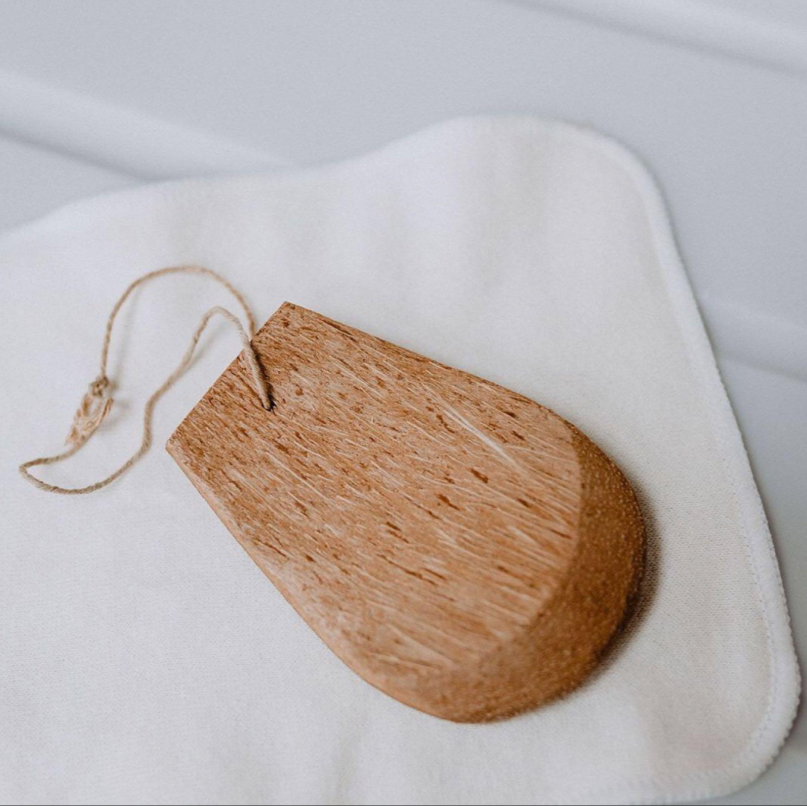 Coconut Pot Scraper