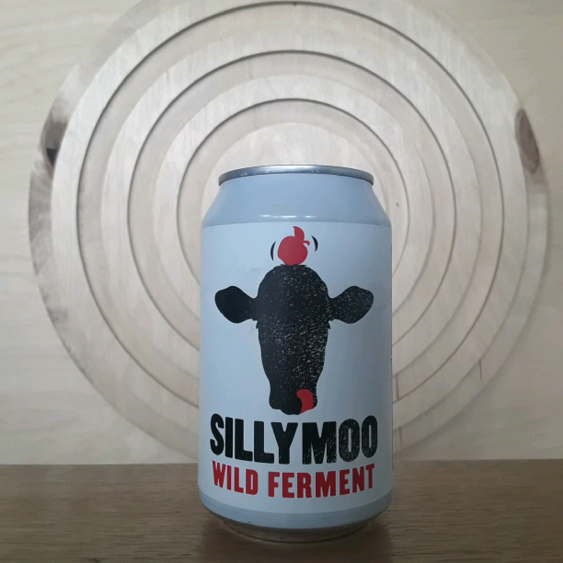 Silly Moo Wild Ferment Cider