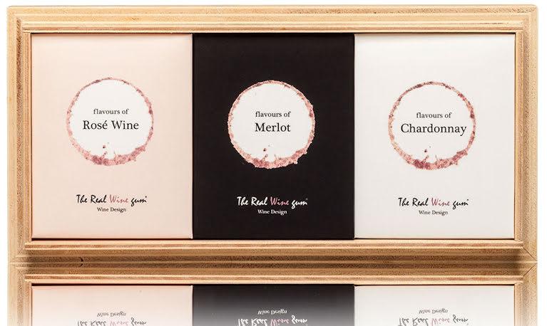 Vinoos - Presentförpackning med Rosé, Chardonnay och Merlot
