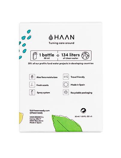 Haan - Handdesinfektion 5-pack