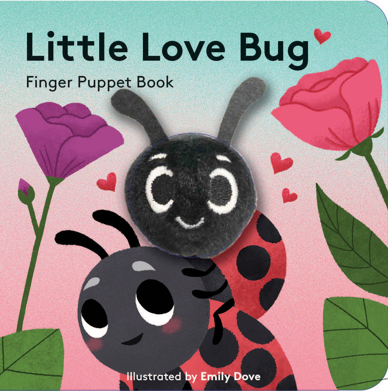 Emily Dove - Little Love Bug Finger Puppet Book