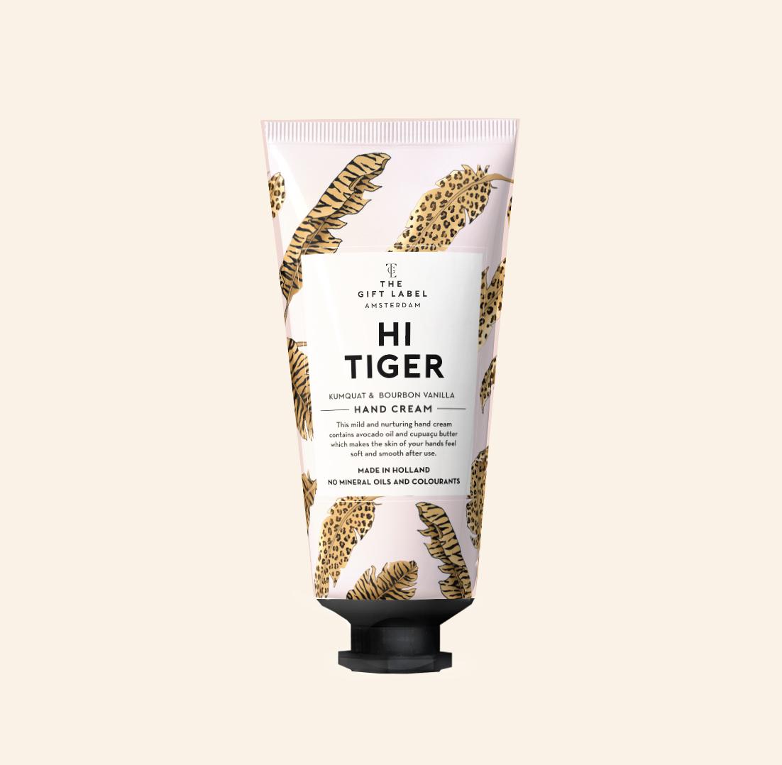 The Gift Label - Handkräm Hi Tiger