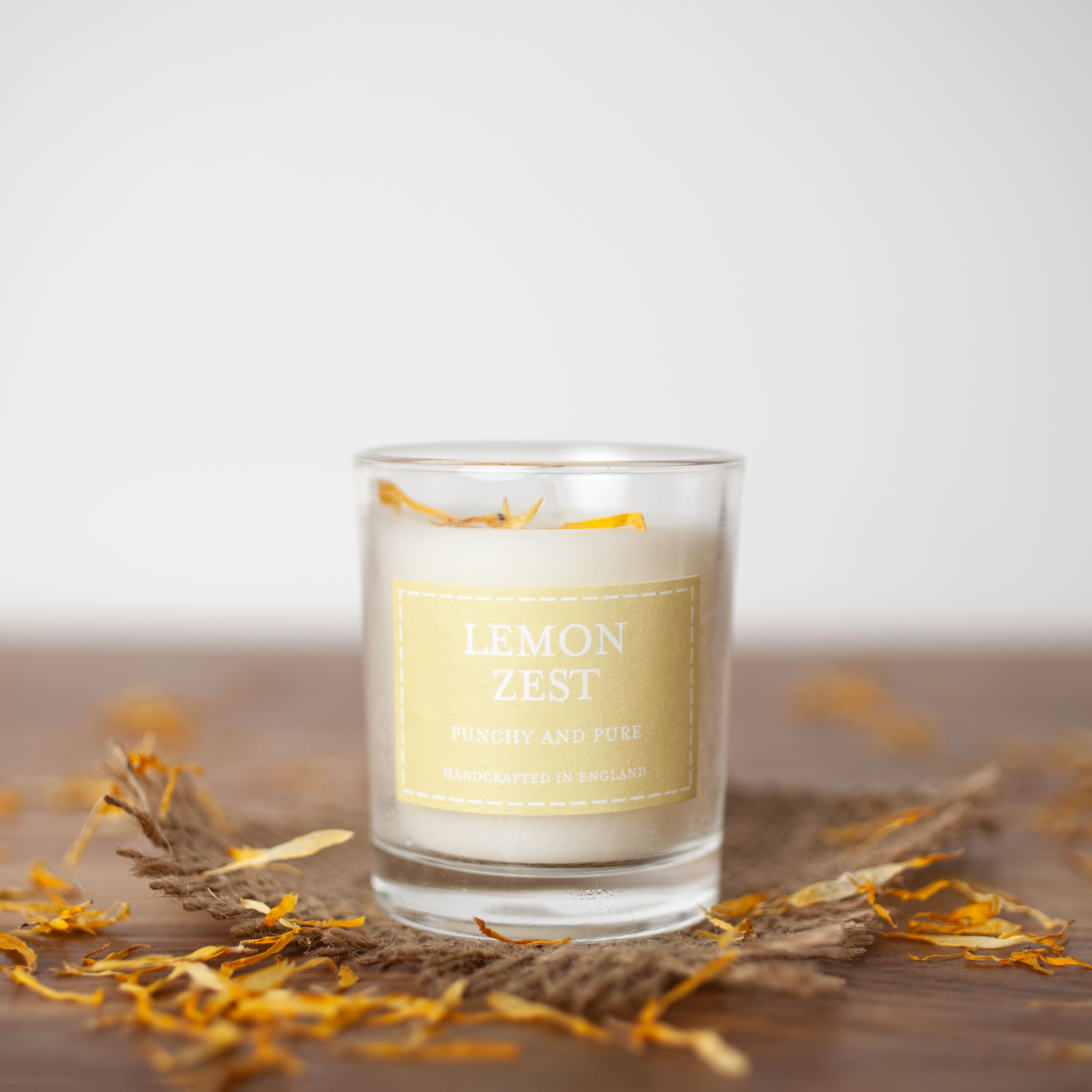 The Country Candle - Lemon Zest