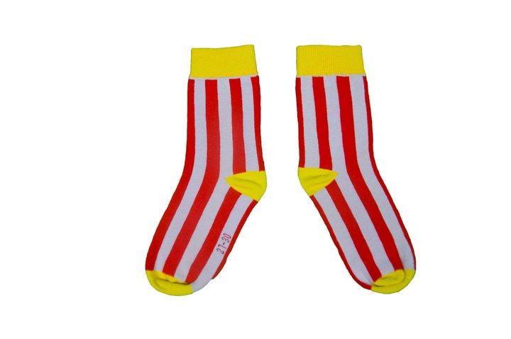 Moromini - Socks Pink/Red