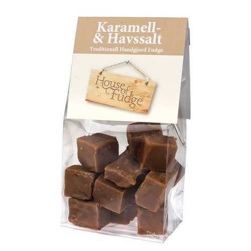 HOUSE OF FUDGE - Fudge Karamell & Havssalt