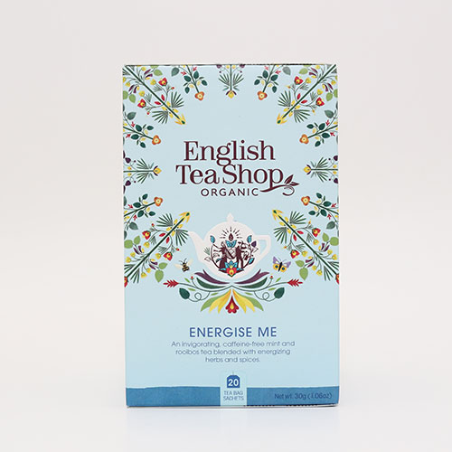 English Tea Shop - Hälsote Energise Me