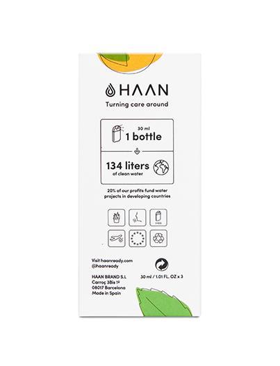 Haan - Handdesinfektion Mojito Splash