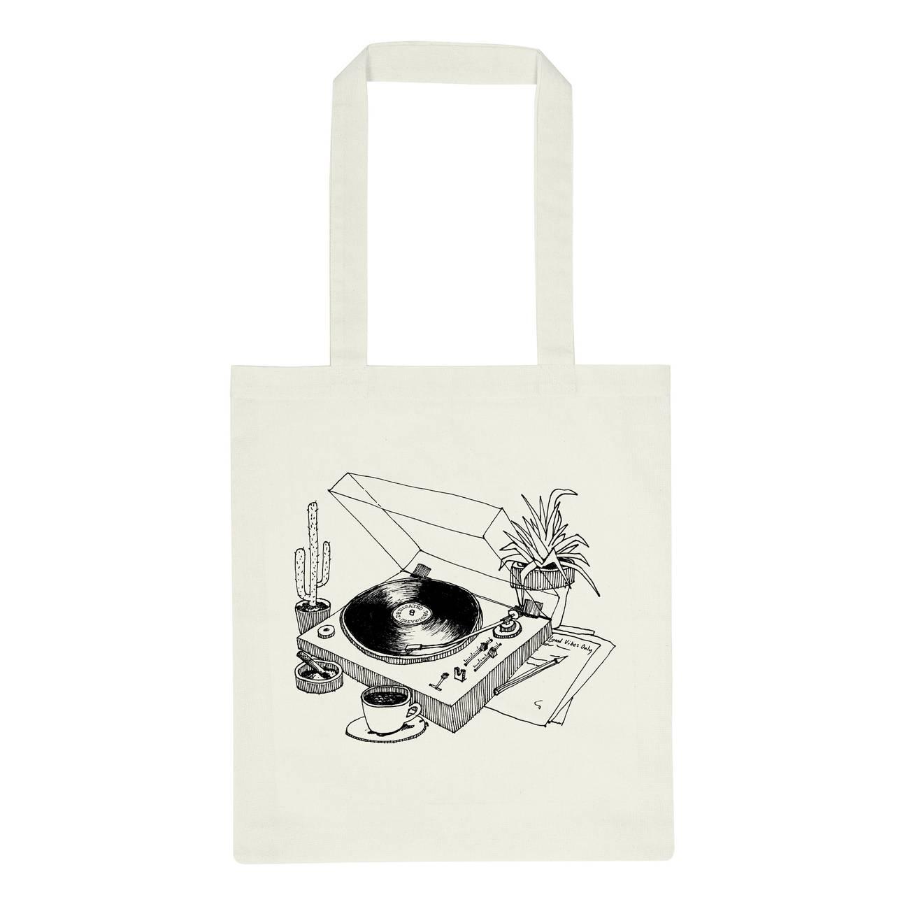 Dedicated - Tote Bag Torekov Coffee Vinyl