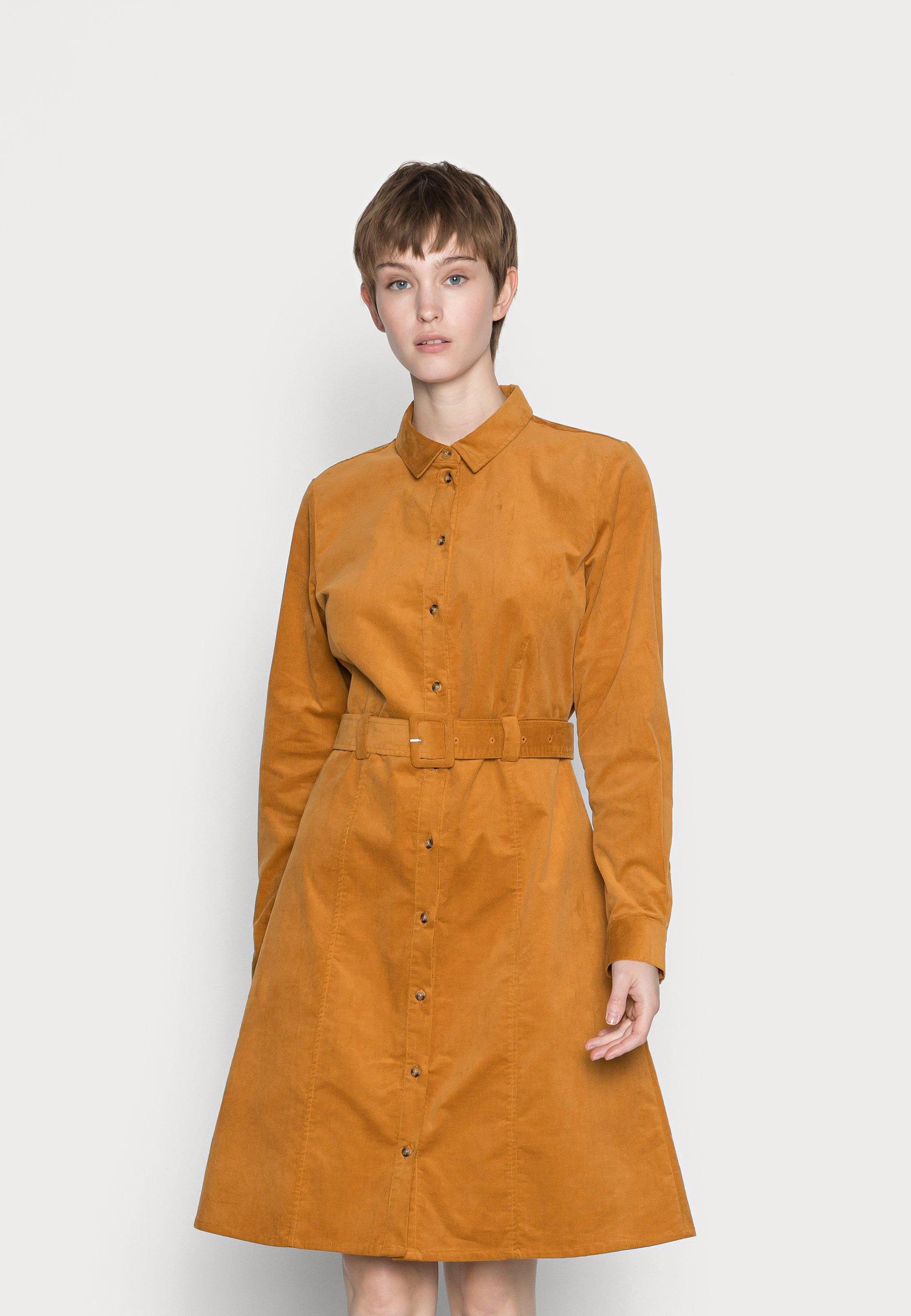 Nümph - NUMAURYA DRESS - Skjortklänning