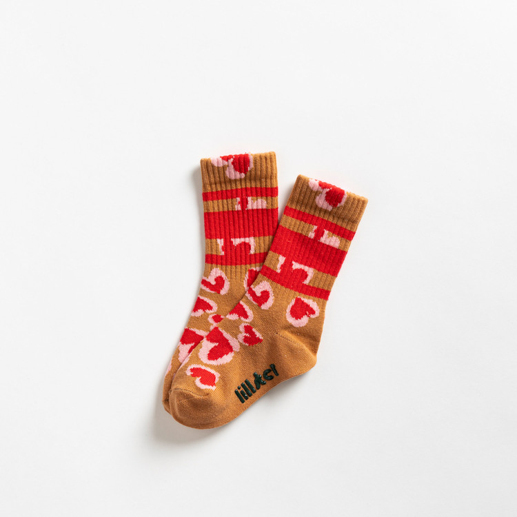 Lillster - Hearty Leo Tube Sock