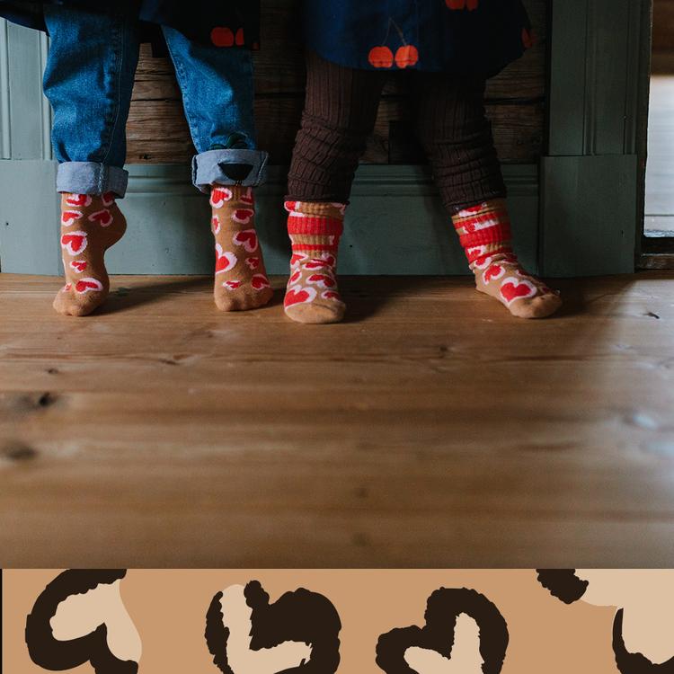 Lillster - Hearty Leo Tube Sock