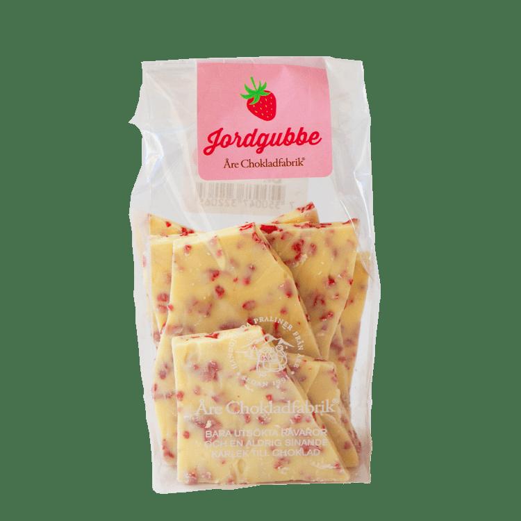 Åre Chokladfabrik- Jordgubbsbräck