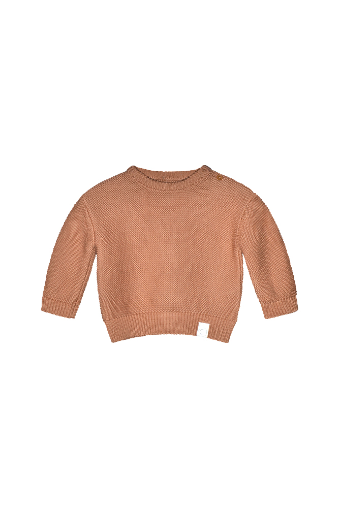 I Dig Denim - Mist knited sweater organic