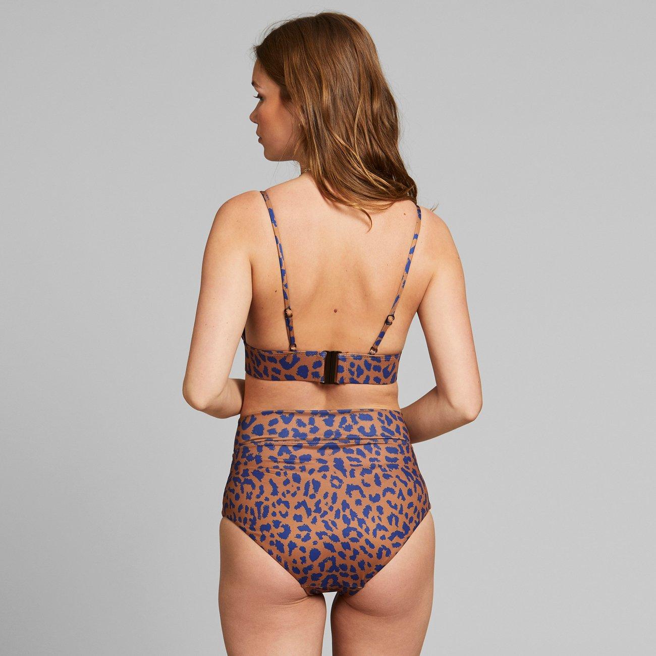 Dedicated - Bikini Pants Slite Leopard