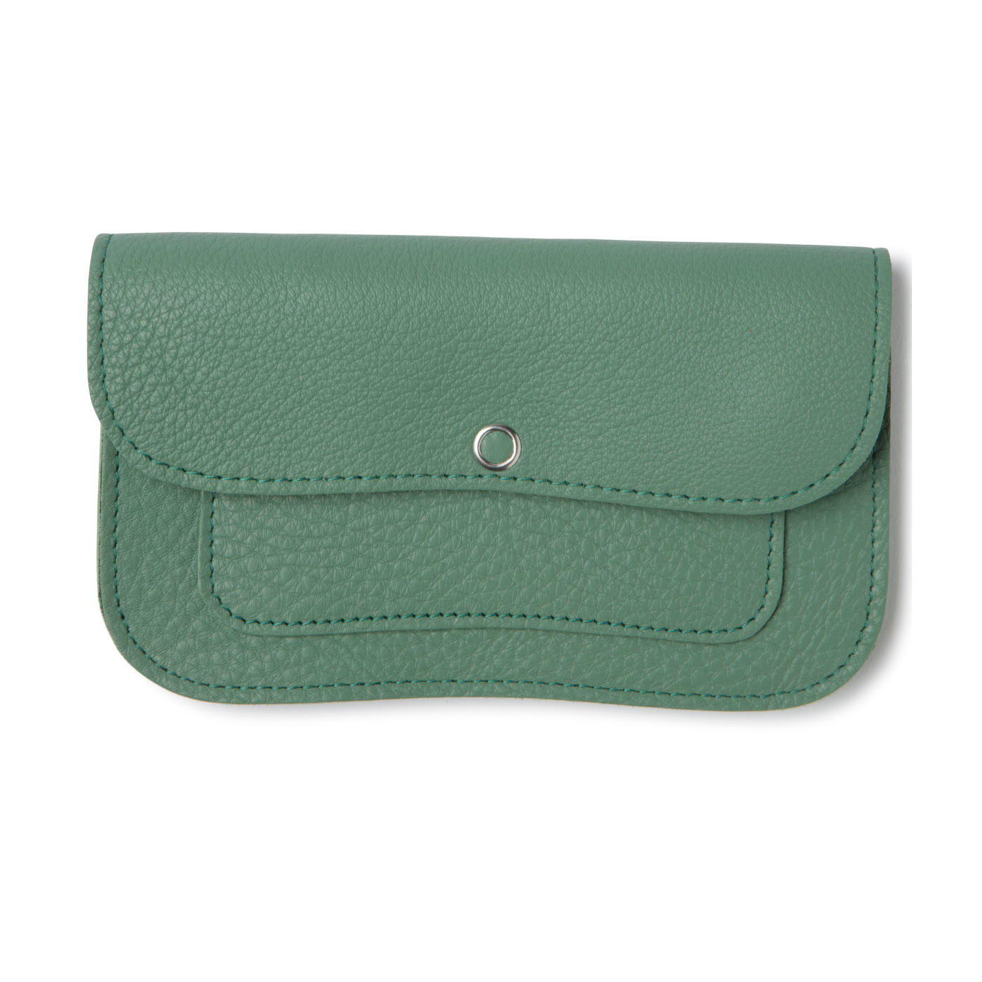 Keecie - Wallet Cat Chase Medium Forest
